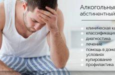 Алкогольний абстинентний синдром