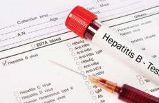 Аналіз крові на гепатит