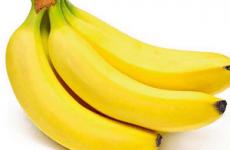 Банани при отруєнні – корисні властивості і протипоказання