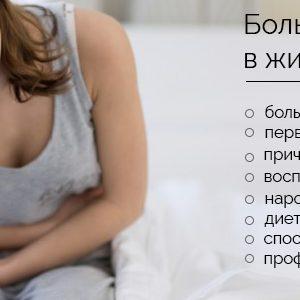 Болі в животі: діарея, допомога, лікування