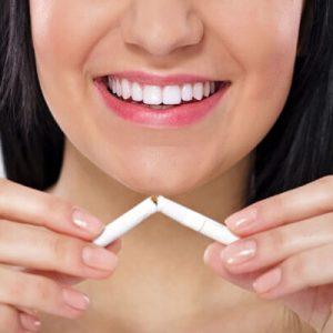 Можна палити після видалення зуба?