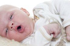 Від соплів блювота у дитини: причини та рекомендації
