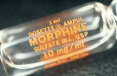 Отруєння морфіном: симптоми, перша допомога та лікування💉