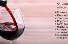 Отруєння вином: що робити в домашніх умовах, симптоми, ознаки