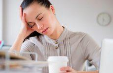 Причини нудоти та сонливість, можливі хвороби
