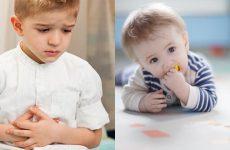 Блювота без поносу і температури у дитини, лікування