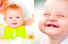 Блювота у немовляти: причини, тонкощі лікування, перша допомога