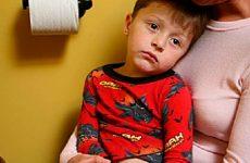 Блювота у дитини після їжі: причини, лікування, діагностика