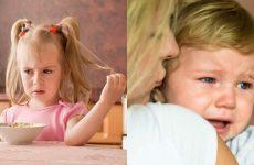 Температура і блювота без поносу у дитини, причини
