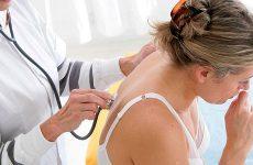 Двостороннє запалення легенів: симптоми, причини, лікування