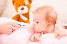 Симптоми і лікування вітрянки у немовлят