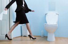 Відчуття, що хочеться в туалет по маленькому