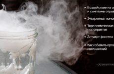 Отруєння фосгеном: ознаки, антидот, лікування, наслідки