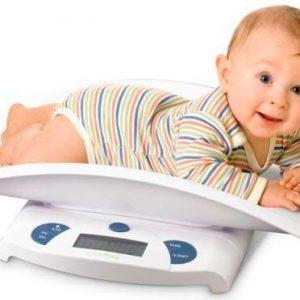 Таблиця зросту і ваги у дітей до 2 років