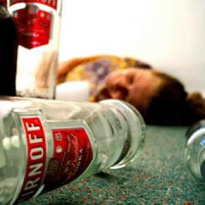 Хронічна алкогольна інтоксикація: лікування, симптоми і ознаки