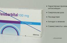 Отруєння фенобарбіталом: антидот і лікування