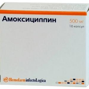Передозування амоксициліном (отруєння): симптоми і наслідки
