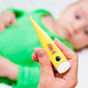 Температура при вітряній віспі у дітей: скільки тримається, як збивати