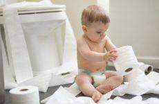 Народні засоби від проносу у дітей від року і старше
