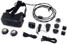 Віртуальна реальність Oculus Rift DK2 – ціни і технічні характеристики