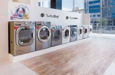 Безшумні пральні машини з фронтальним і вертикальним завантаженням