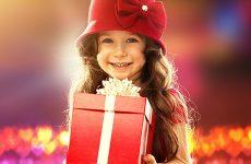 Що подарувати дівчинці на 7 років – варіанти на всі свята