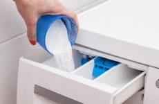 Дозатор пральної машини для порошку та миючих засобів
