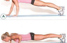 Як швидко підтягти тіло, схуднути: комплекс вправ в домашніх умовах
