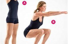 Як швидко схуднути в області стегон і сідницях в домашніх умовах: вправи, дієта