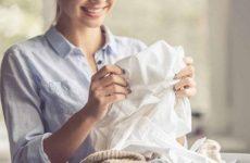 Як відіпрати полинявшую річ кольорову і білу після прання