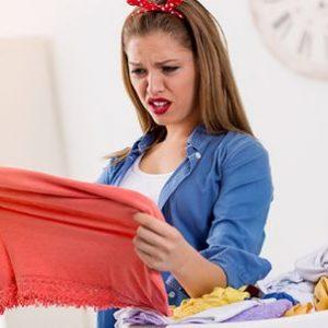 Як відіпрати застарілі жирні плями з одягу, скатертин, рушників