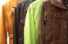 Як прати шкіряну куртку в пральній машині автомат і при якій температурі