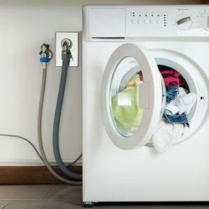 Як встановити пральну машину на дерев'яну підлогу