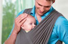 Як вибрати слінг для новонародженого + інструкція: як носити і зав'язувати