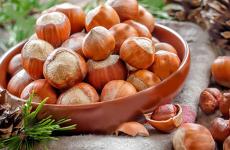 Які горіхи корисні і безпечні при грудному вигодовуванні
