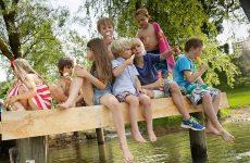 Куди подіти дитину влітку – 6 кращих варіантів