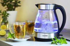 Кращі електричні чайники, топ-10 рейтинг хороших електрочайників