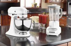 Кращі міксери, топ-10 рейтинг кухонних міксерів