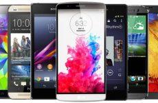 Кращі недорогі смартфони, топ-10 рейтинг бюджетних смартфонів