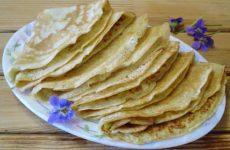 Кращі рецепти млинців за Дюкану