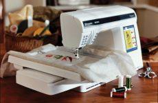 Кращі швейні машинки, топ-10 рейтинг хороших машинок 2019