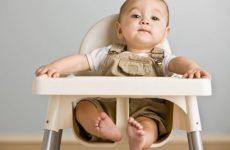 Особливості дитячих стільчиків для годування: коли купувати, із чого вибирати?