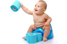 Чому виникає запор у немовляти, і як боротися з цією проблемою