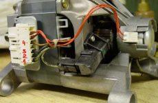 Регулювання оборотів двигуна від пральної машини