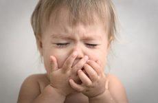 Блювота у дитини без температури: причини, лікування