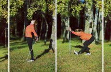 Скандинавська ходьба з палицями: користь і шкода вправи, правильна техніка виконання