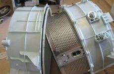 Вал пральної машини: ремонт підшипника хрестовини та втулки