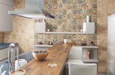 5 варіантів обробки стін на кухні