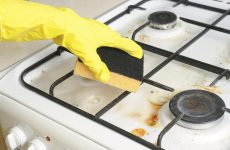 Відмиваємо плиту за 5 хвилин – найбільш дієві поради