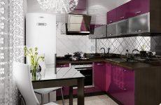 5 важливих особливостей дизайну кутової кухні